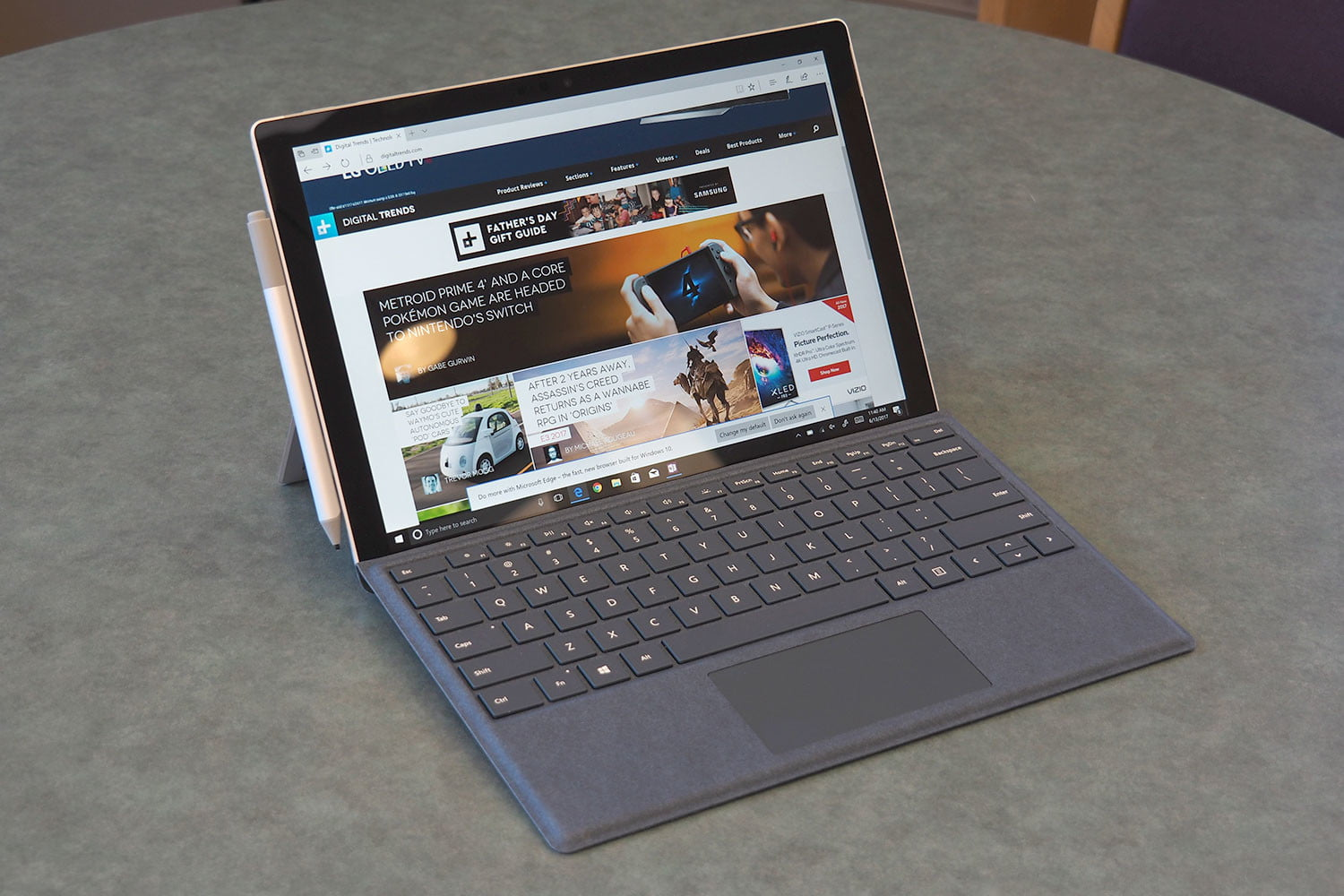 Lenovo Thinkpad X1 Tablet Versus The Microsoft Surface Pro Digital 4 Core I7 8gb 256gb Trends