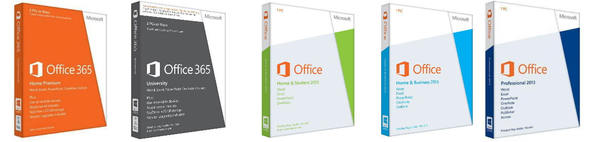 Office 2013 & Office 365: Which Version is Right for You? | Digital ...