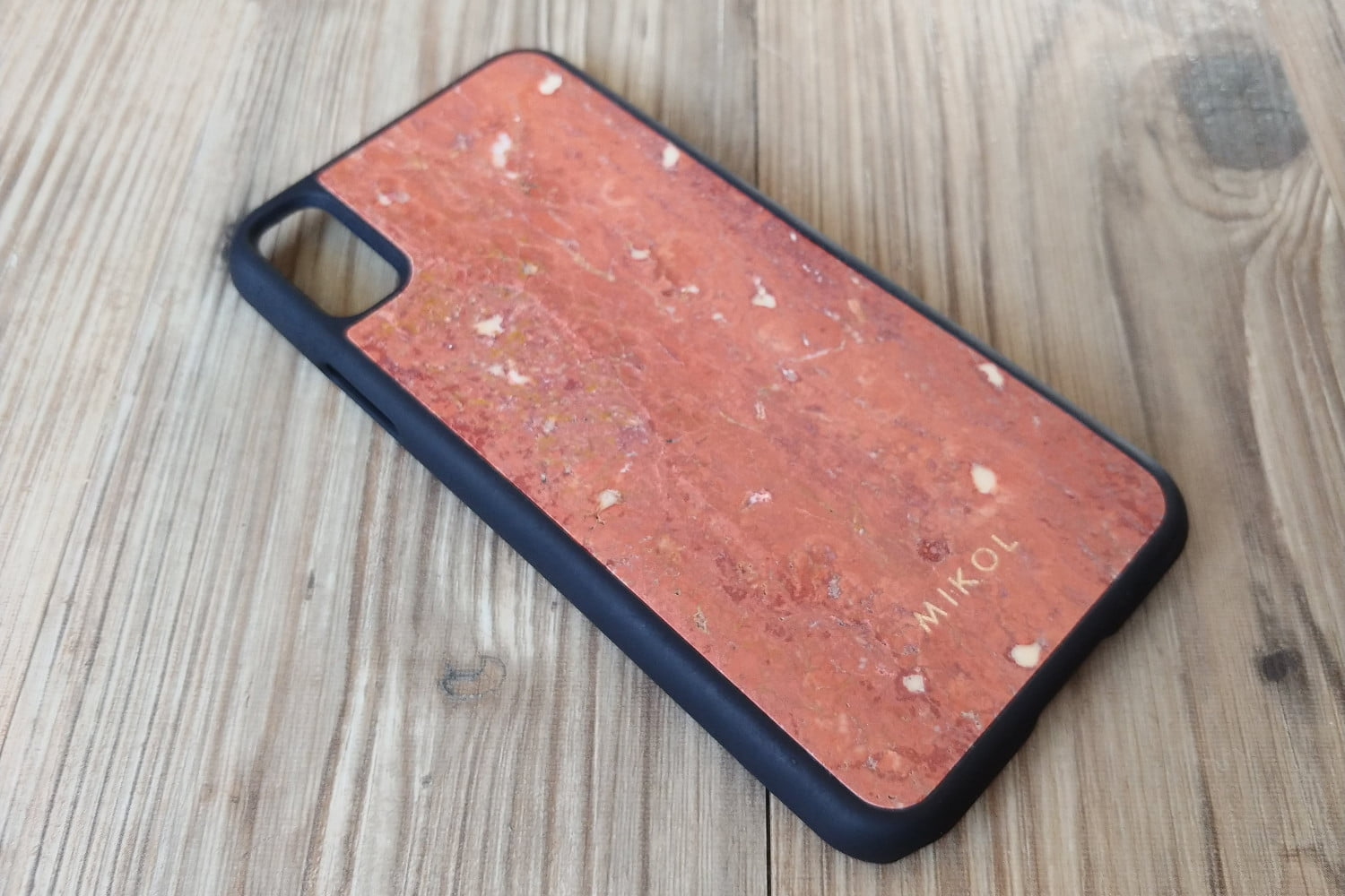 Mikol Waitomo Ruby Travertine Case