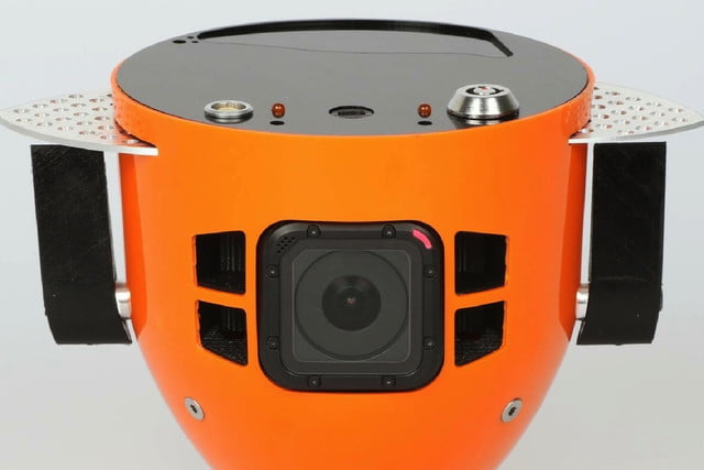 skydiving robot camera minitauresed ffc front