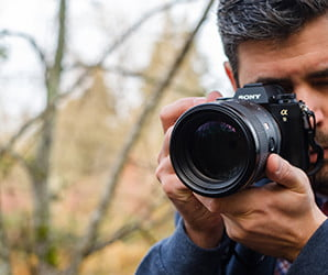 Mirrorless cameras were built to be compact,  why ARE they so heavy?