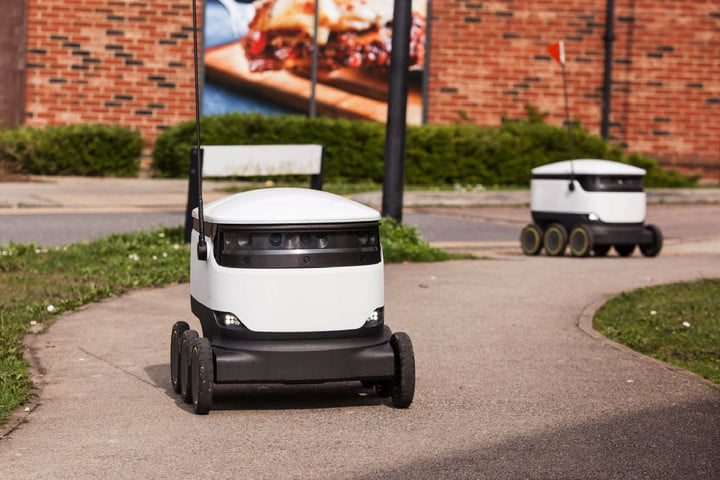 starship technologies 25m delivery robots mk3