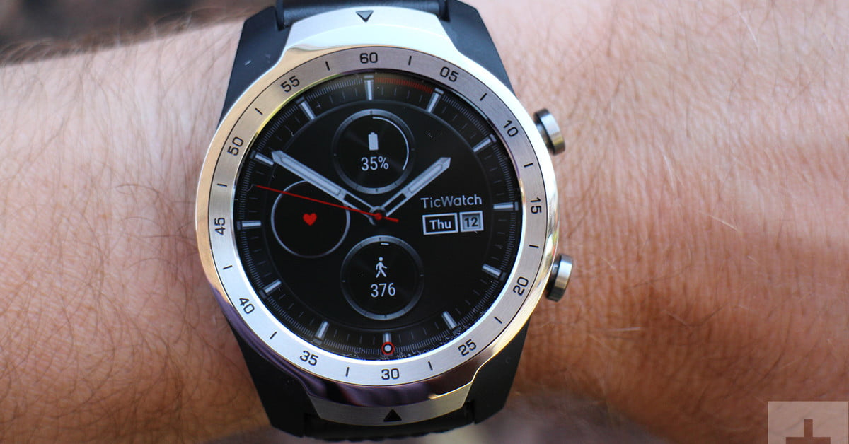 [Wearables] Mobvoi Ticwatch Pro Review