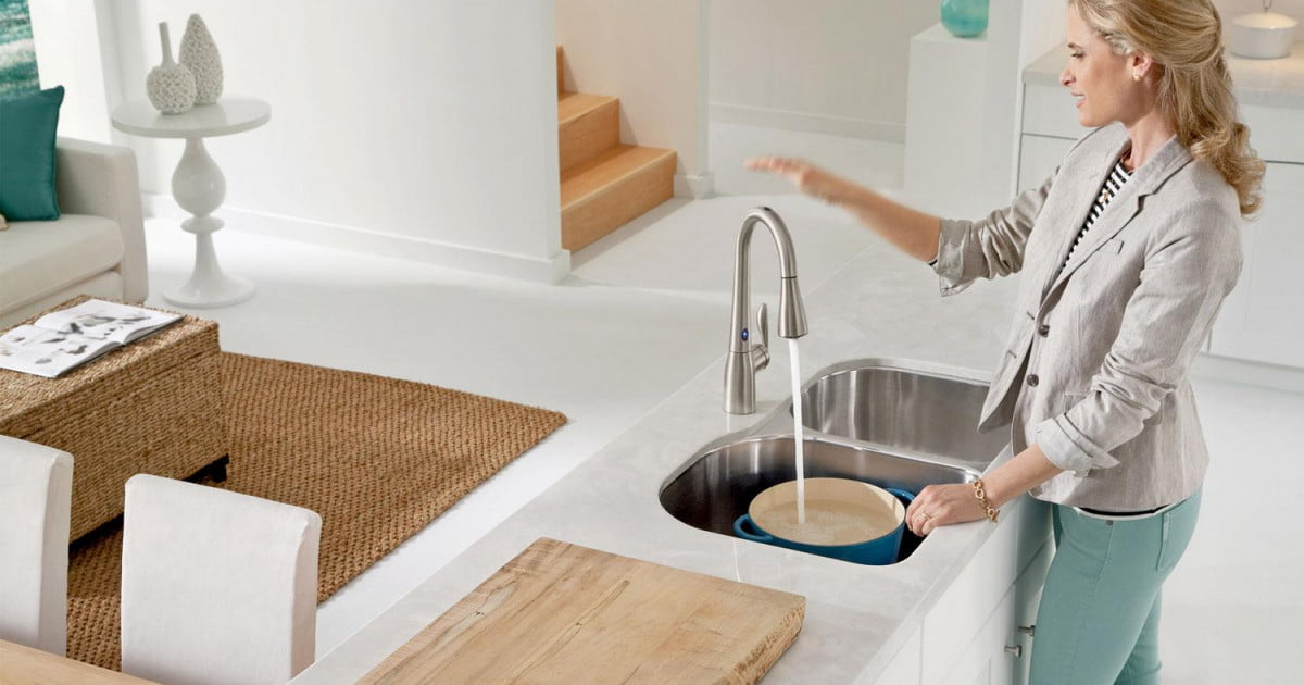 Moen Brings Airport Bathroom Level Convenience To Your