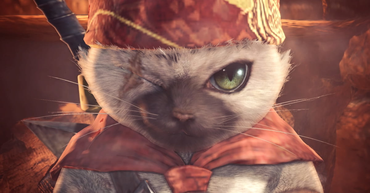 Slay creatures at high resolutions when 'Monster Hunter World' hits PC in August