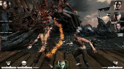 5 iphone games you need to play this week mortal kombat x screen2