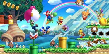 New Super Mario Bros  U Deluxe: Get Extra Life With Our Tips and
