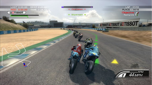 motogp 1011 10 11 screens