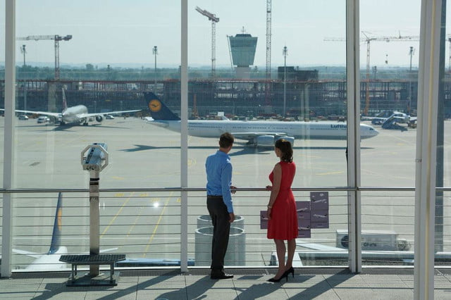 best airports for layovers munich airport visitors terrace