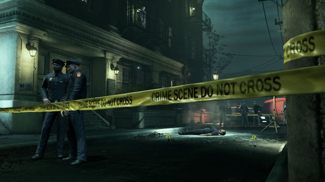 Murdered Soul Suspect screenshot 17