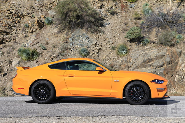2018 mustang gt merges brains with brawn feature 1