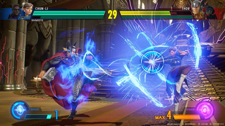 marvel vs capcom infinite first impressions mvci screenshot hud 4