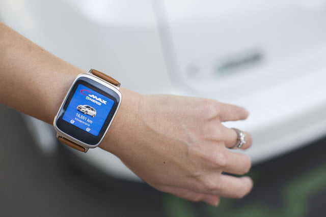MyFord Mobile smartwatch app