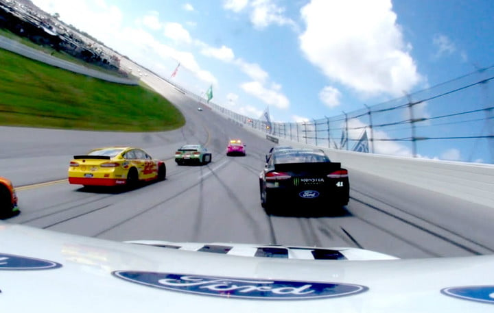 No helmet needed: NASCAR expands Twitter deal for in-car live-streams