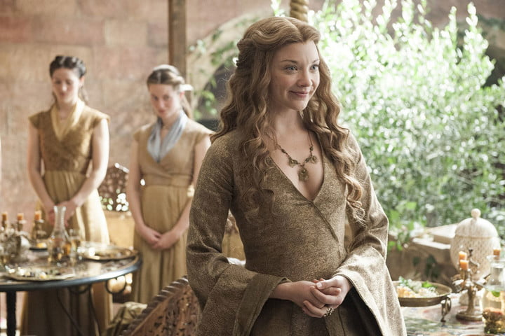 television character deaths natalie dormer as margaery tyrell game of thrones
