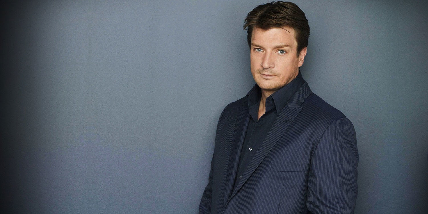 Watch Nathan Fillion video