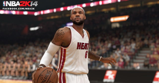 a visual guide to all the xbox one launch titles nba 2k14