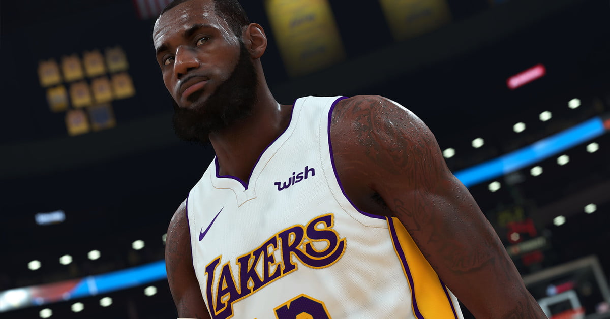 'NBA 2K19' hands-on preview