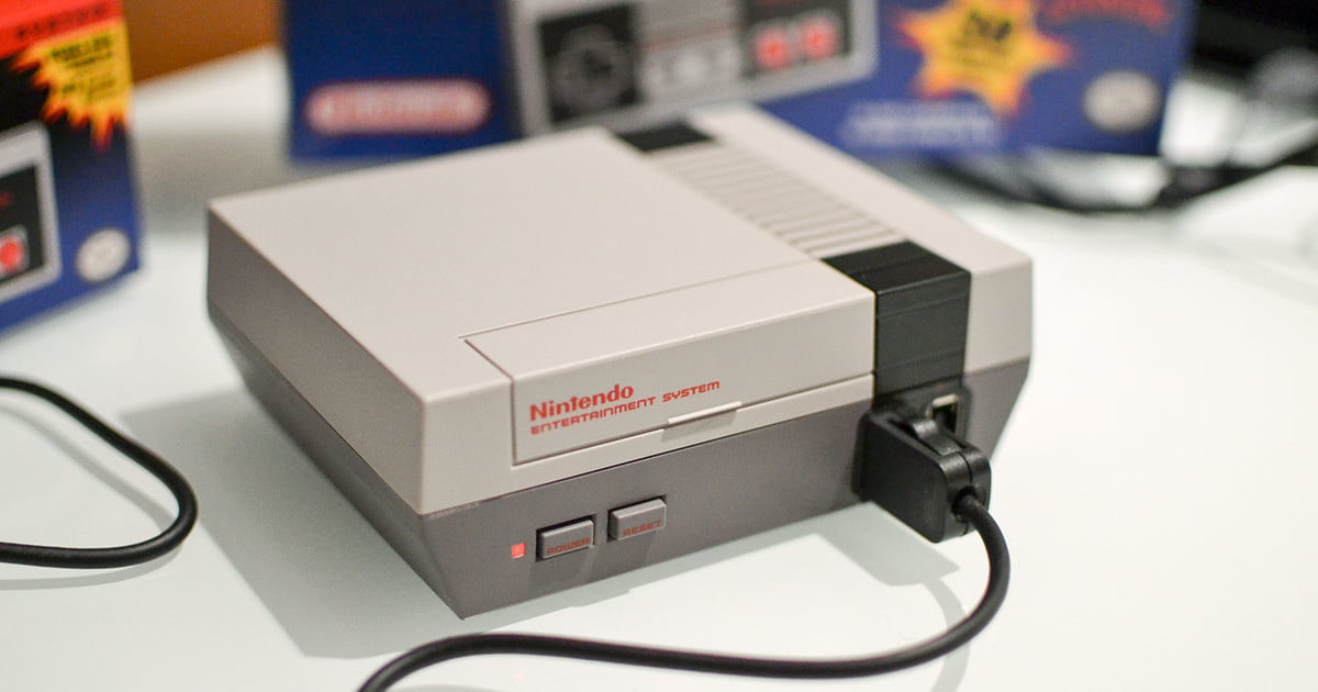 The NES Classic is finally back in stock — but it won't last long