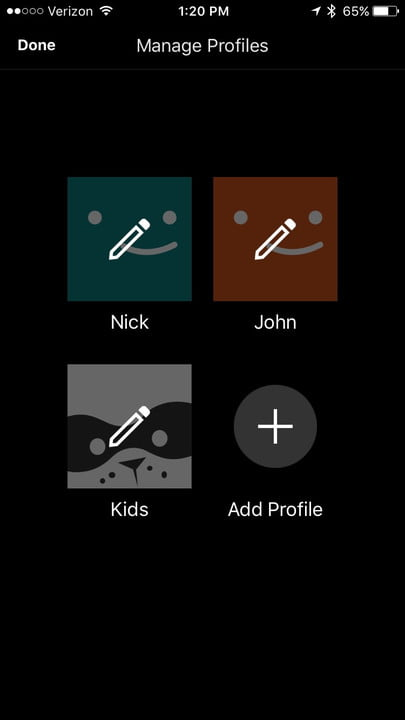 how to delete a netflix profile mobile 2