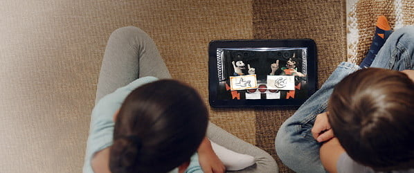 How Netflix and Disney are fighting for the future of streaming: Kids