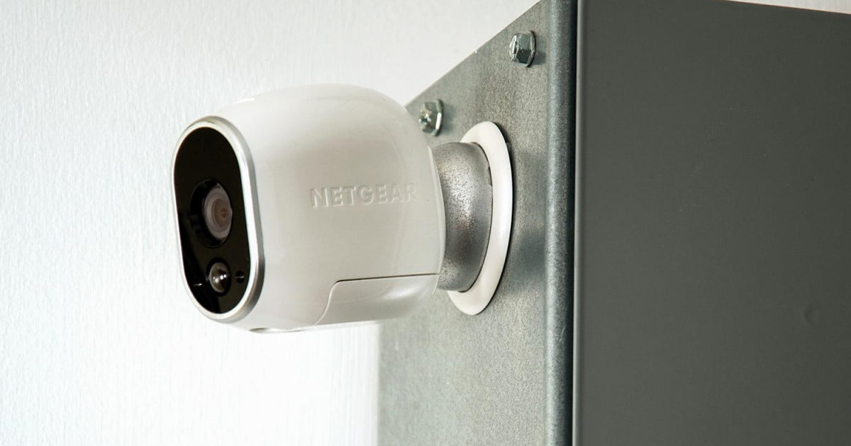 Netgear Arlo Vms3230 Review Two Camera Security System