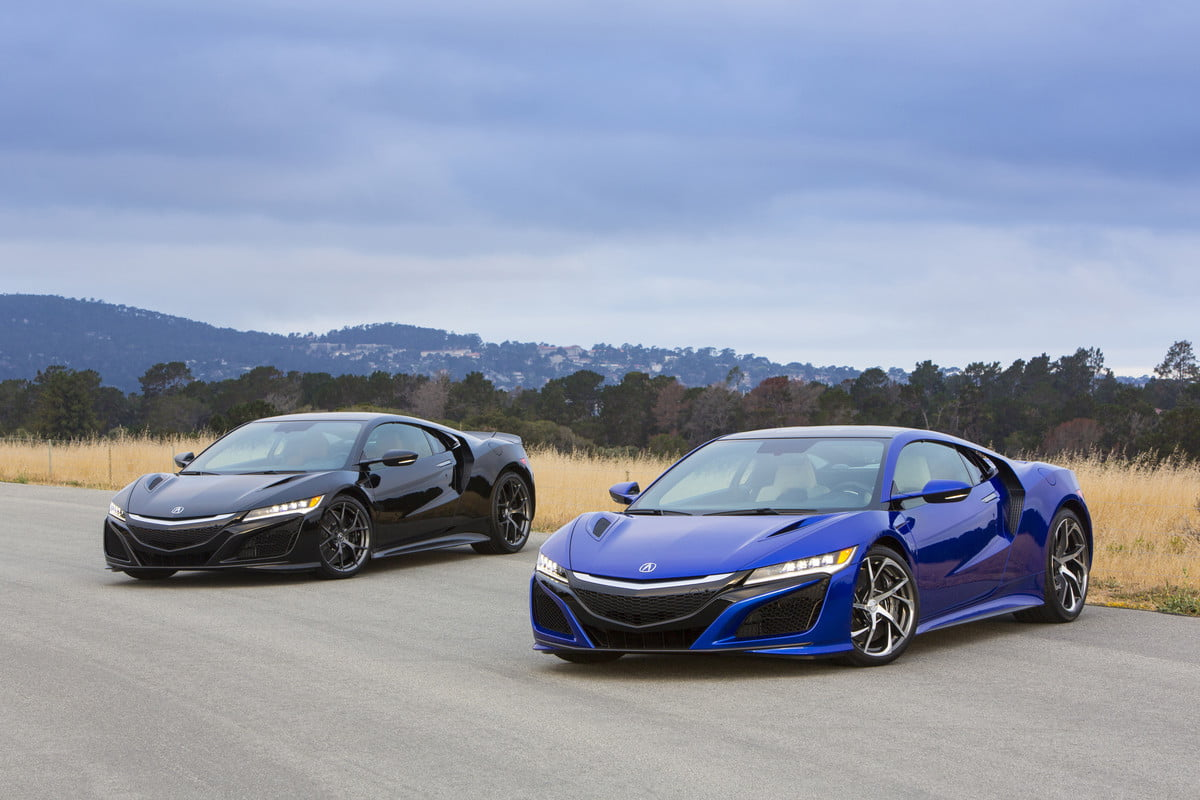 2017 Acura Nsx Performance Specs News Digital Trends