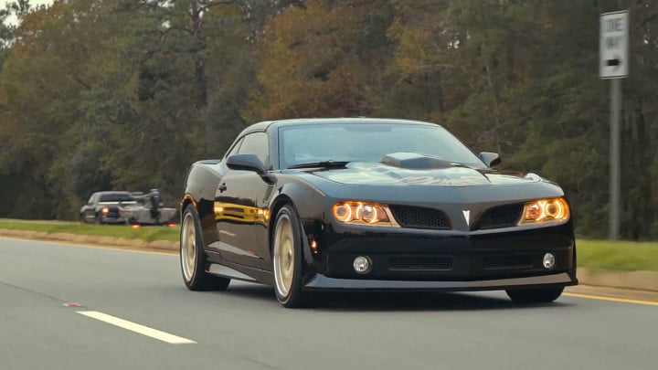 What Year Did The Trans Am Come Out