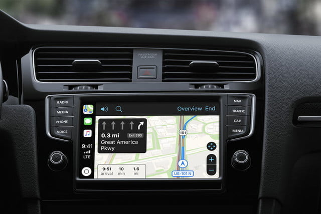 what is apple carplay new 5