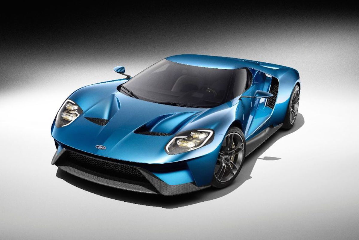 Ford Sues John Cena For Flipping Ford Gt After Less Than A Month Digital Trends