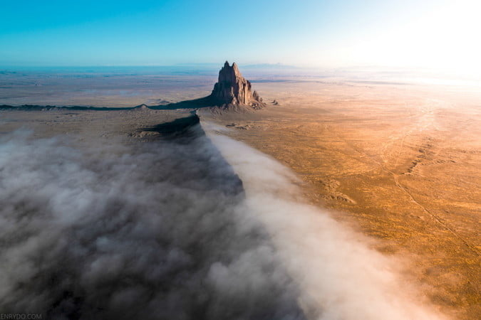 best drone photos new mexico
