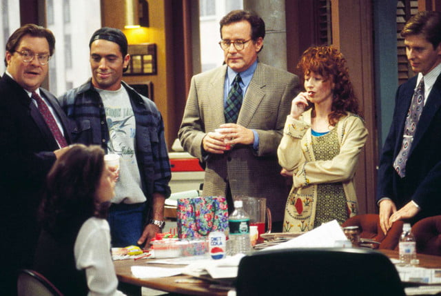 best crackle tv shows newsradio 1