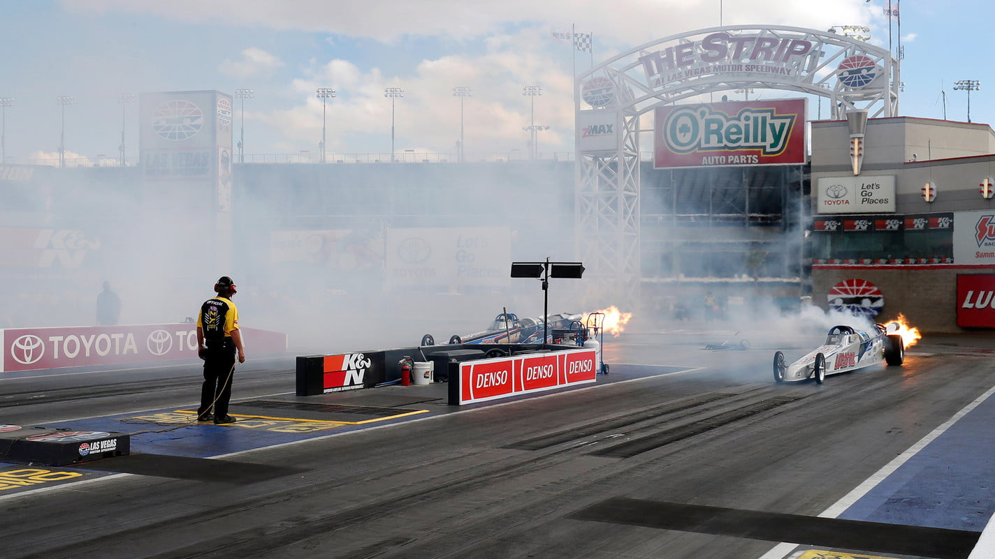 How Dolby Atmos and the NHRA Will Put 11,000 Horses In Your Living