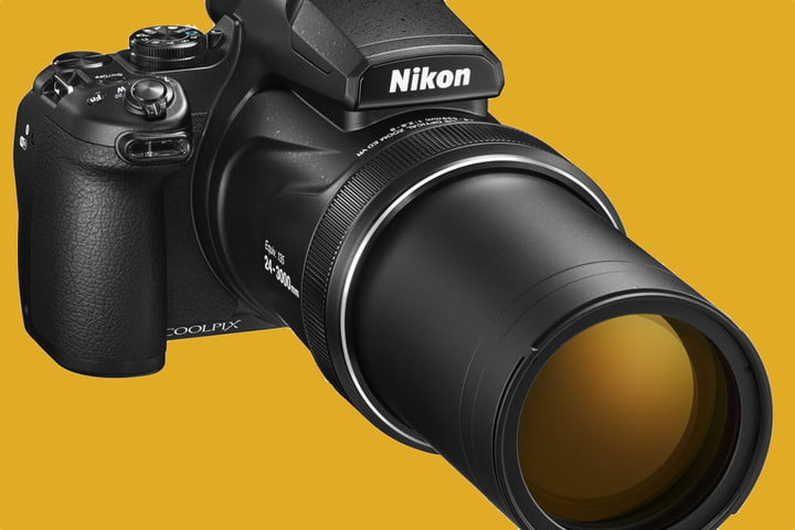 nikon coolpix p1000 announced featured