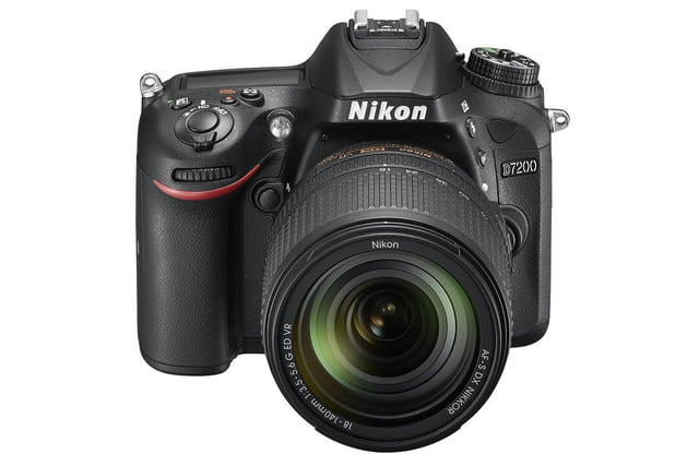 nikon pumps up its enthusiast dslr with enhanced image and movie capture d7200 18 140 fronttop