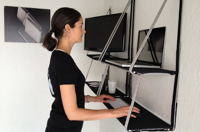 best standing desks ninja desk