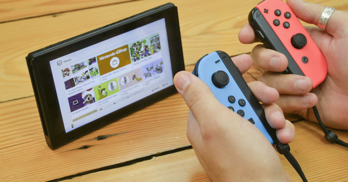 Nintendo Starts Banning Switch Hackers from Online Services