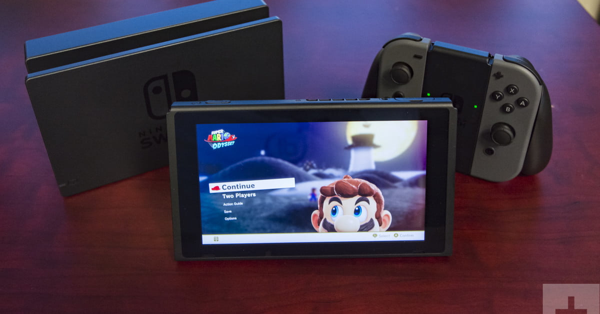 Nintendo Switch closes in on 20 million sales, as Mario leads the charge