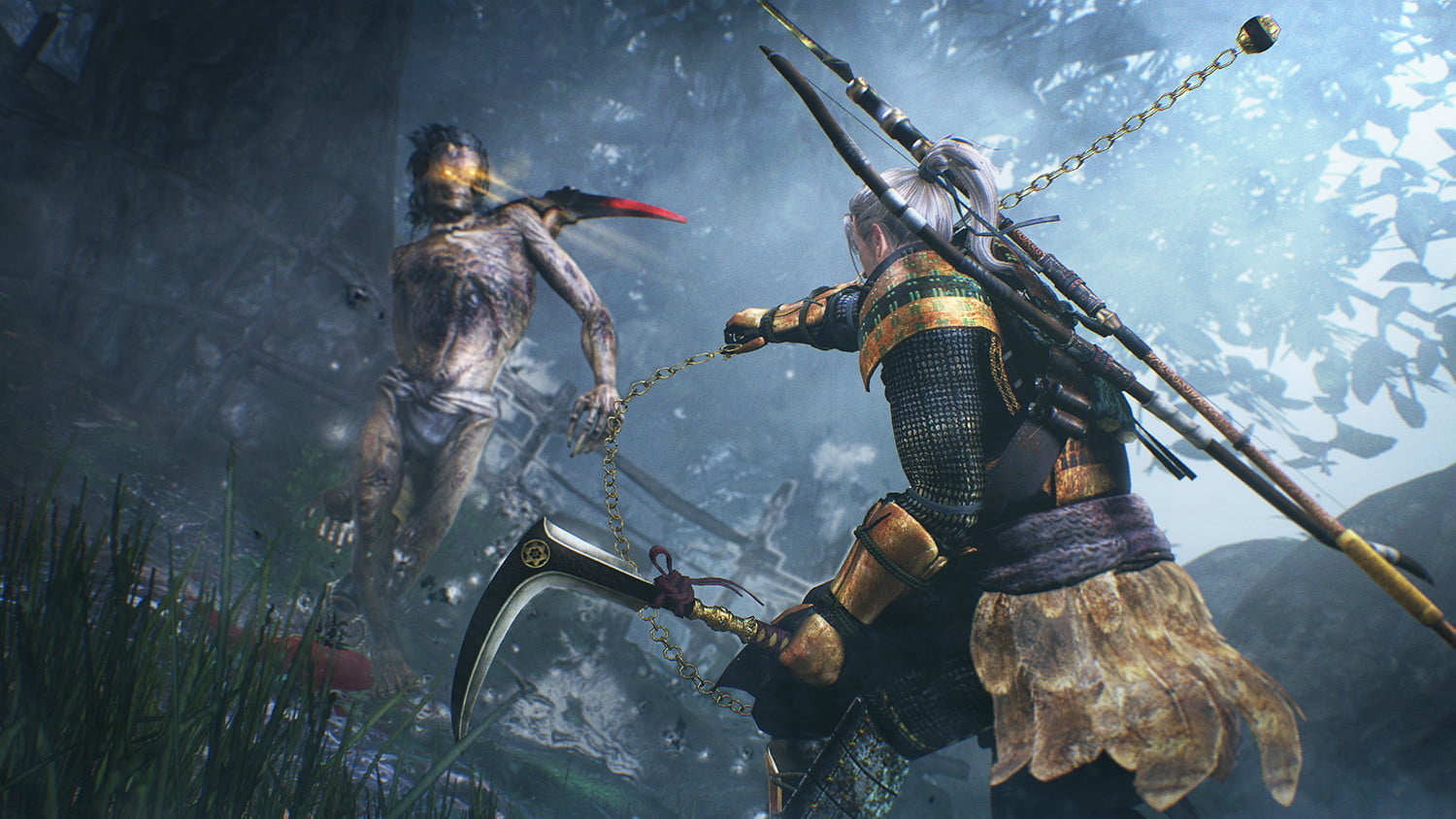 Nioh' Takes the Pain of Dark Souls to New Heights | Digital Trends