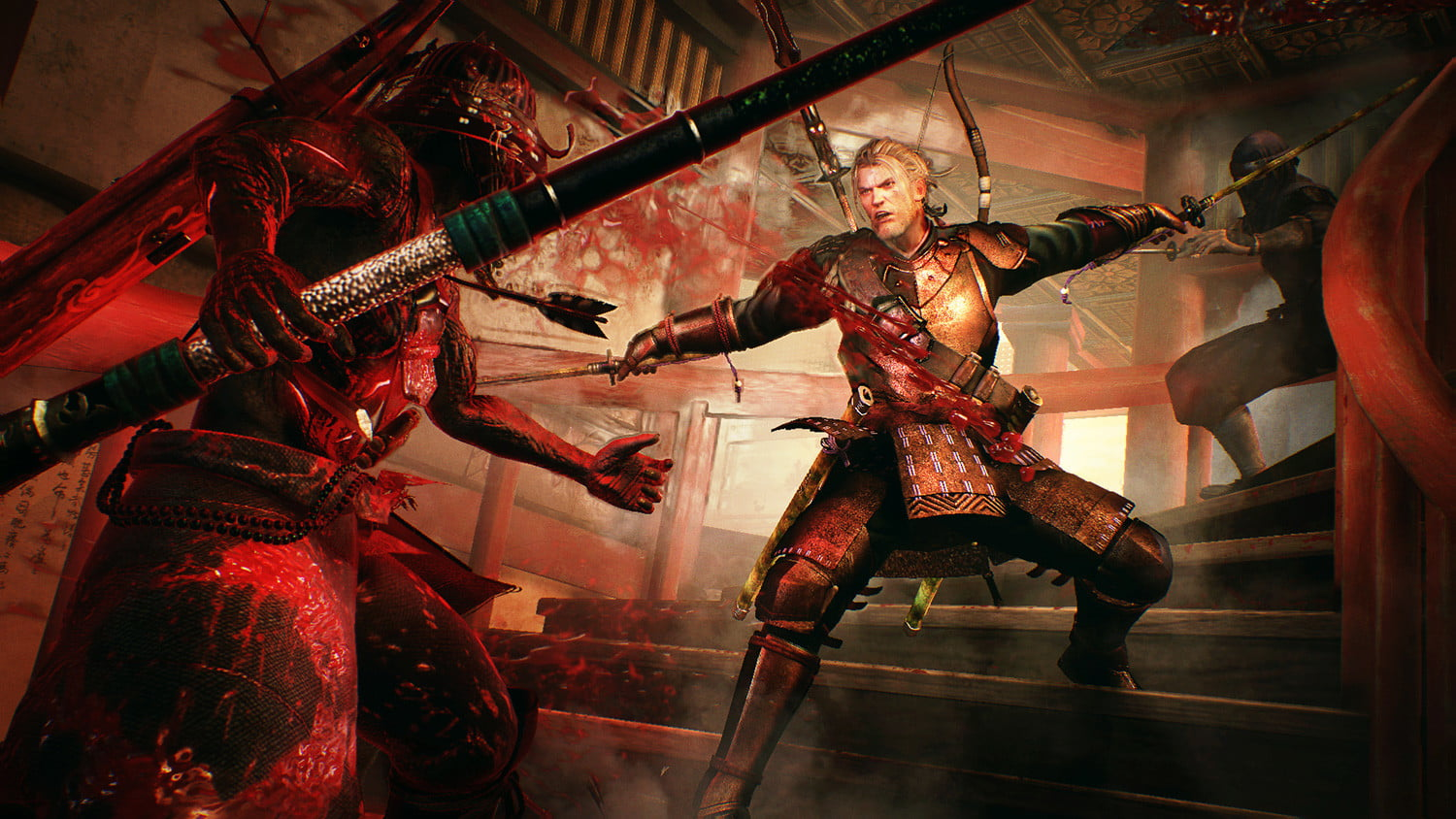 Nioh Takes The Pain Of Dark Souls To New Heights Digital Trends Poster Ps4 Region 3 English Dlc Schedule Screen 04