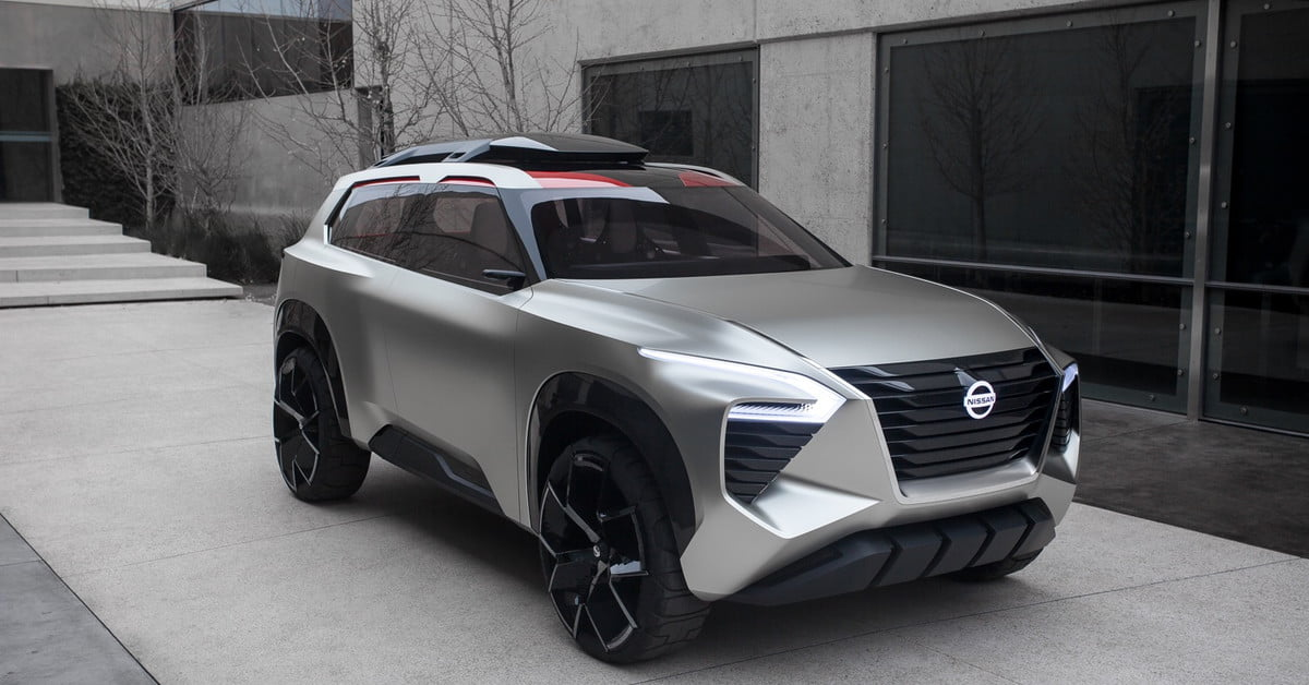 Nissan Xmotion concept looks to stand out from the SUV crowd