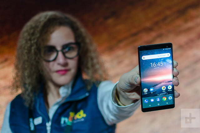 nokia 8 sirocco hands on review mwc 2018 1