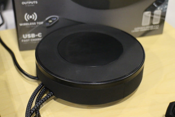 best wireless chargers ces 2018 nomad charging hub