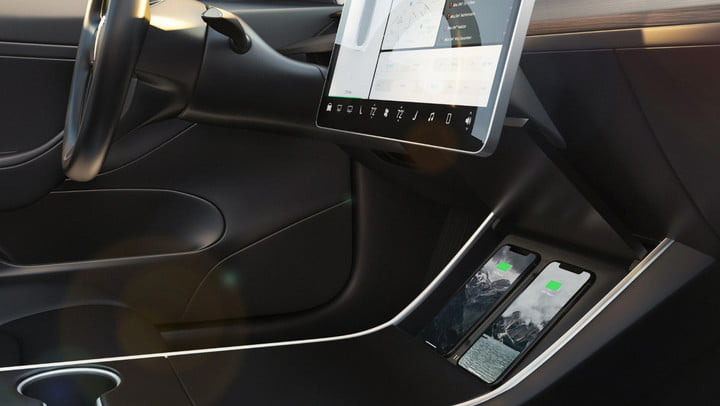 nomad wireless charger tesla model 3 for 03
