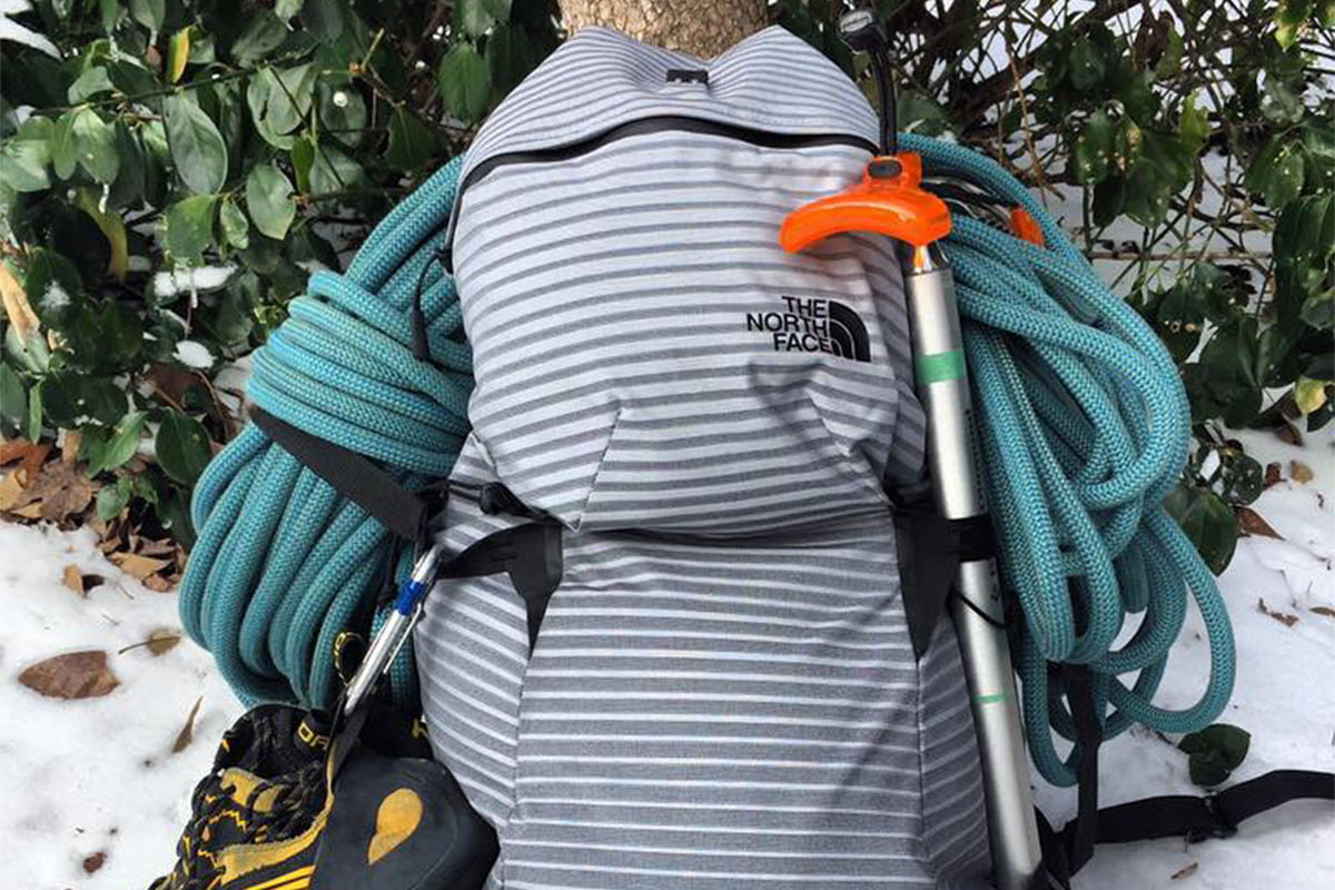 298ee714a The North Face Alpine 50L Review | Digital Trends