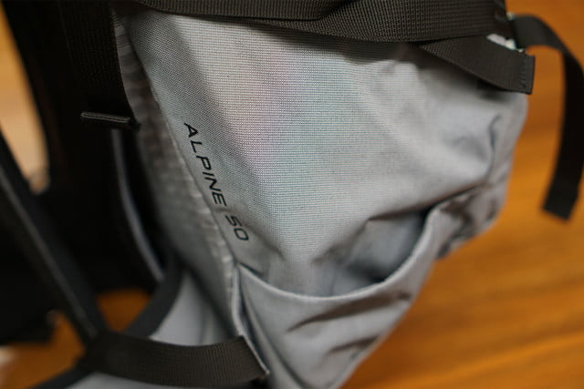 The North Face Alpine 50L pack
