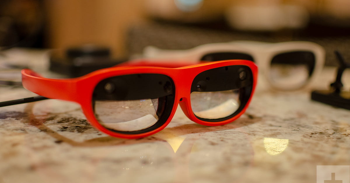 2cb84d777c The Nreal Light Brings Mixed Reality To Portable Sunglasses At CES 2019