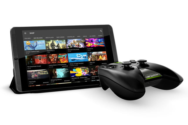 nvidia refreshes the shield tablet with a much lower price point k1 2