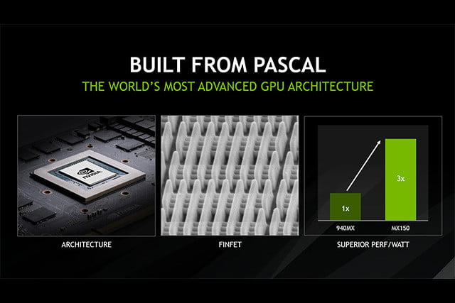 Nvidia Says MX150 GPU is Four Times Faster Than Intel On Board
