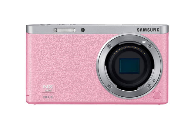 NX-MINI_003_Front-Without-Lens_Baby-Pink